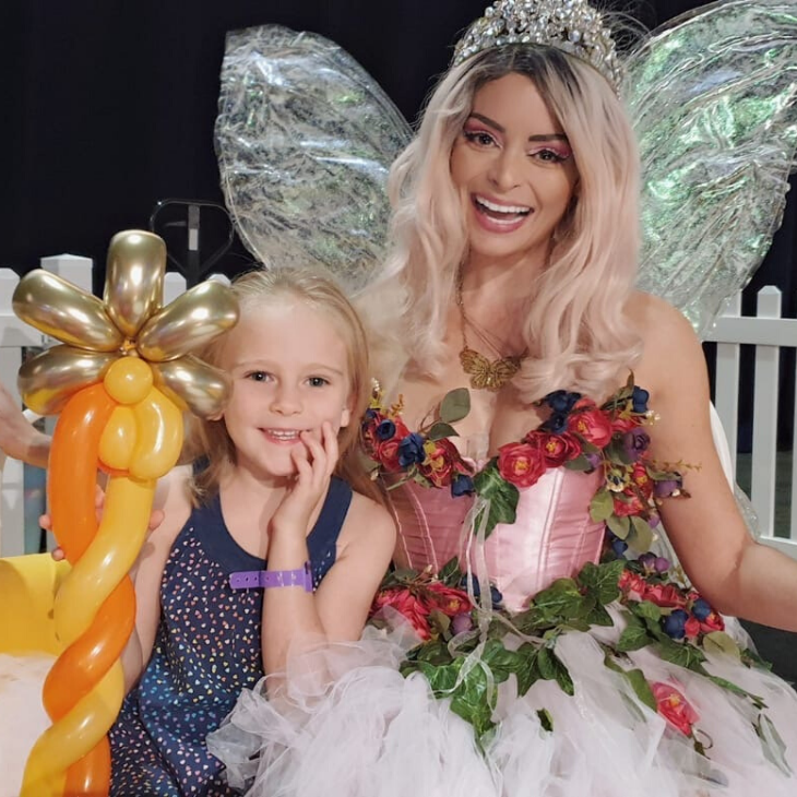 Fairy Party Entertainer