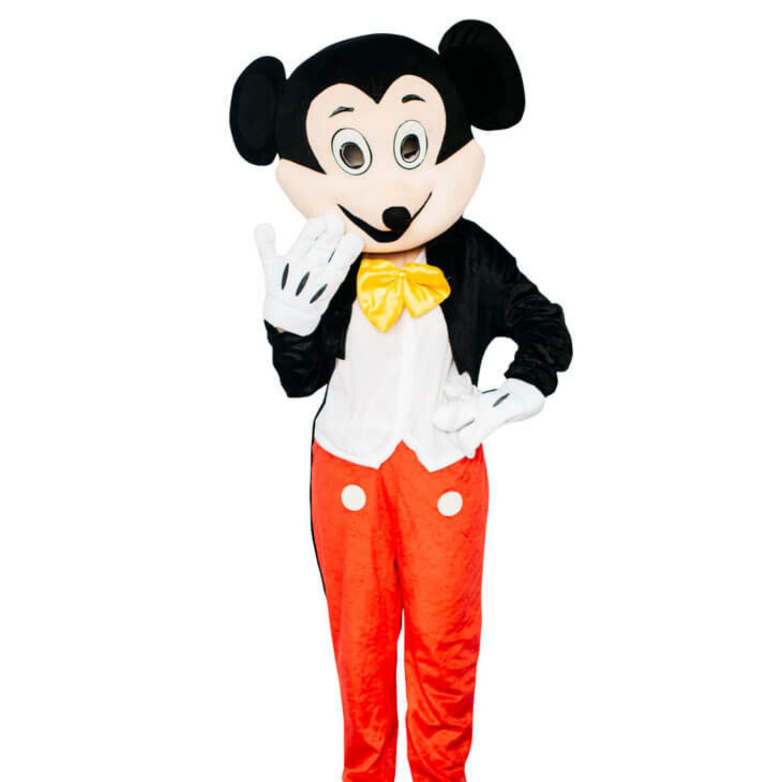 Mickey Mouse Mascot