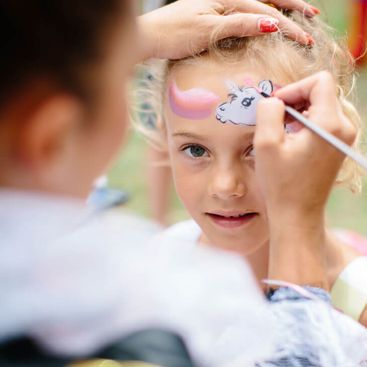 Face Painting For Kids | Australia's Favourite Kids Party Entertainment