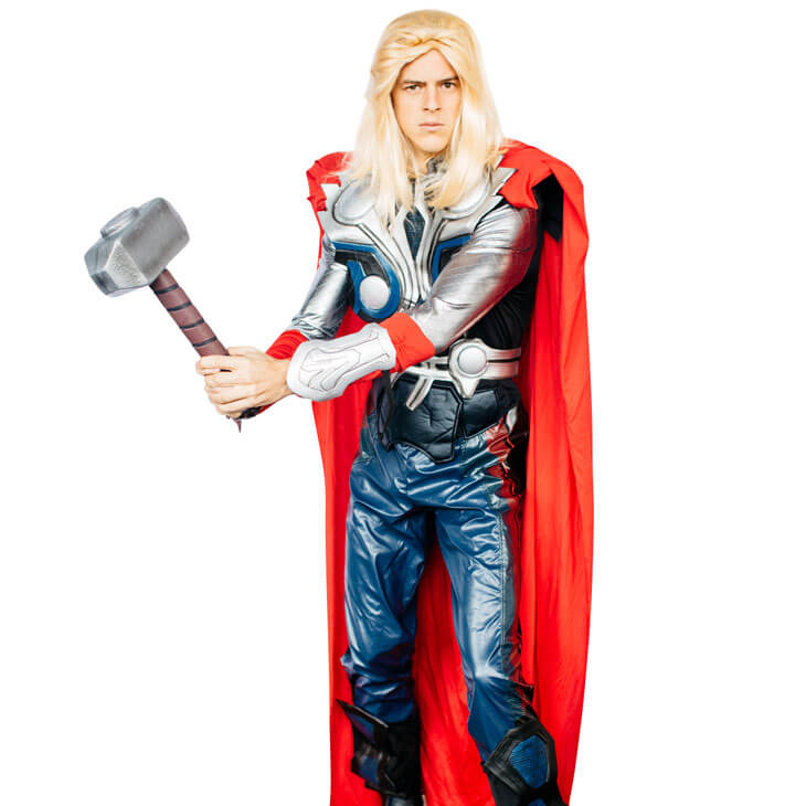 Thor, Avengers Theme Party
