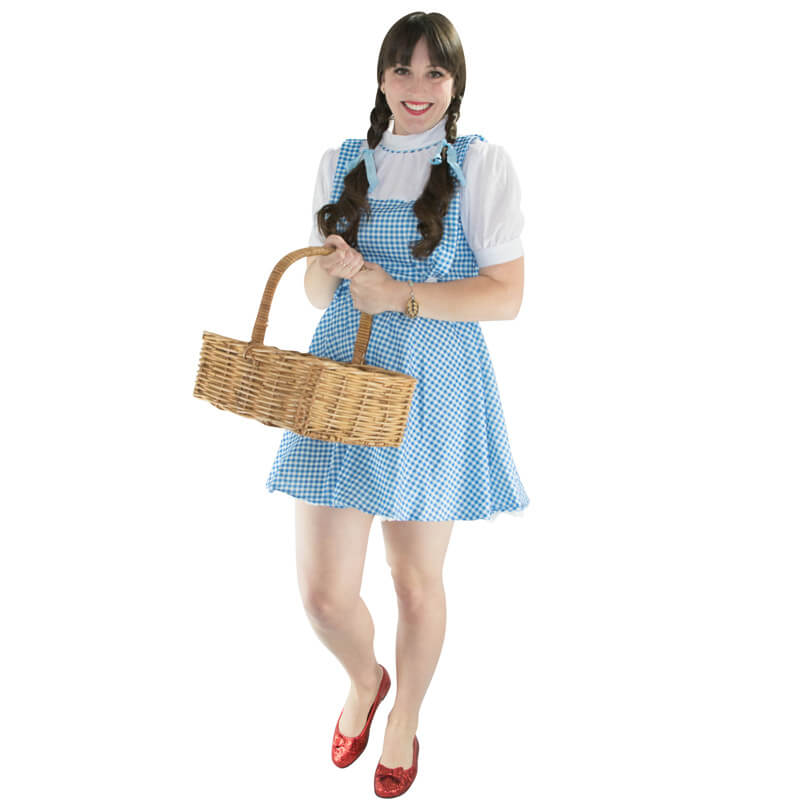 Dorothy, Wizard of Oz Theme Party