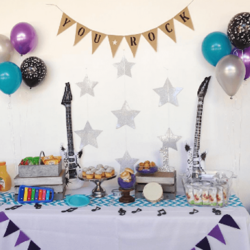 Theme Party Ideas | Fly By Fun | Australia\'s Most Loved Kids ...