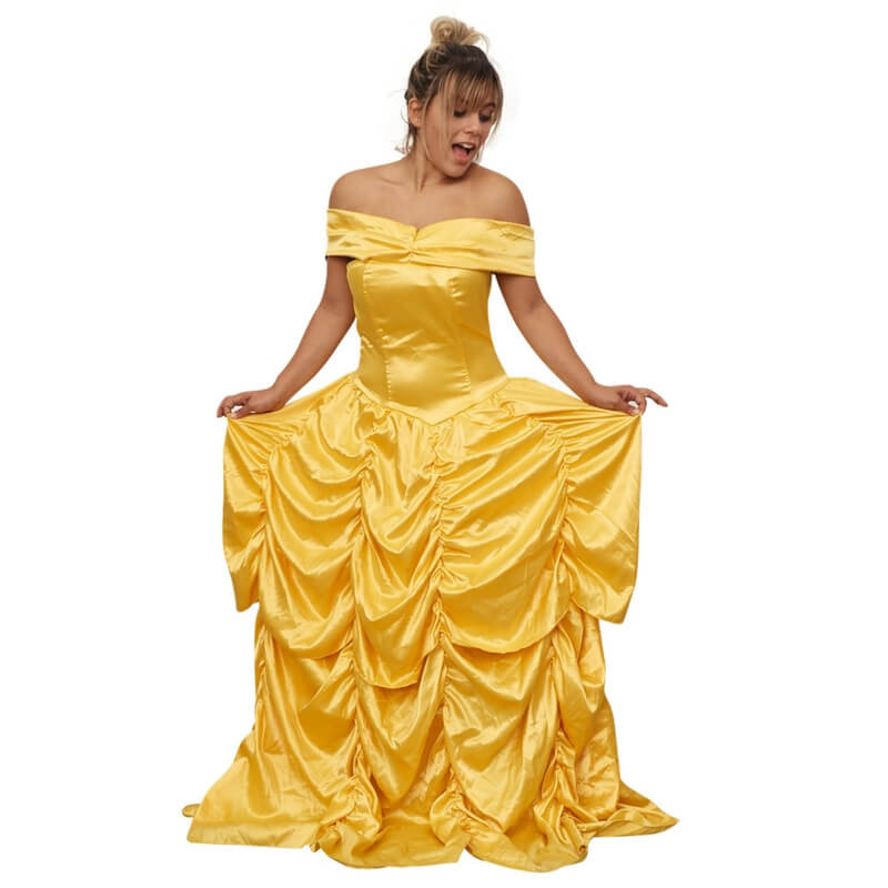 Princess Belle, Princess Theme Party