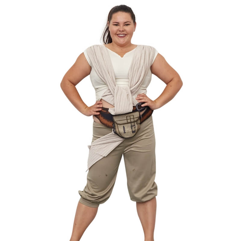 Rey Star Wars Costume Party