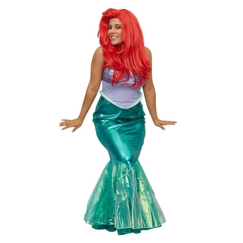 Mermaid Ariel Costume Party