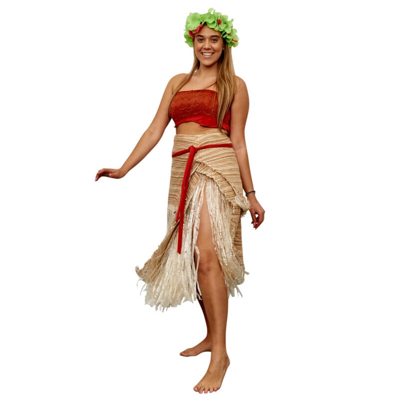 Moana Costume Party