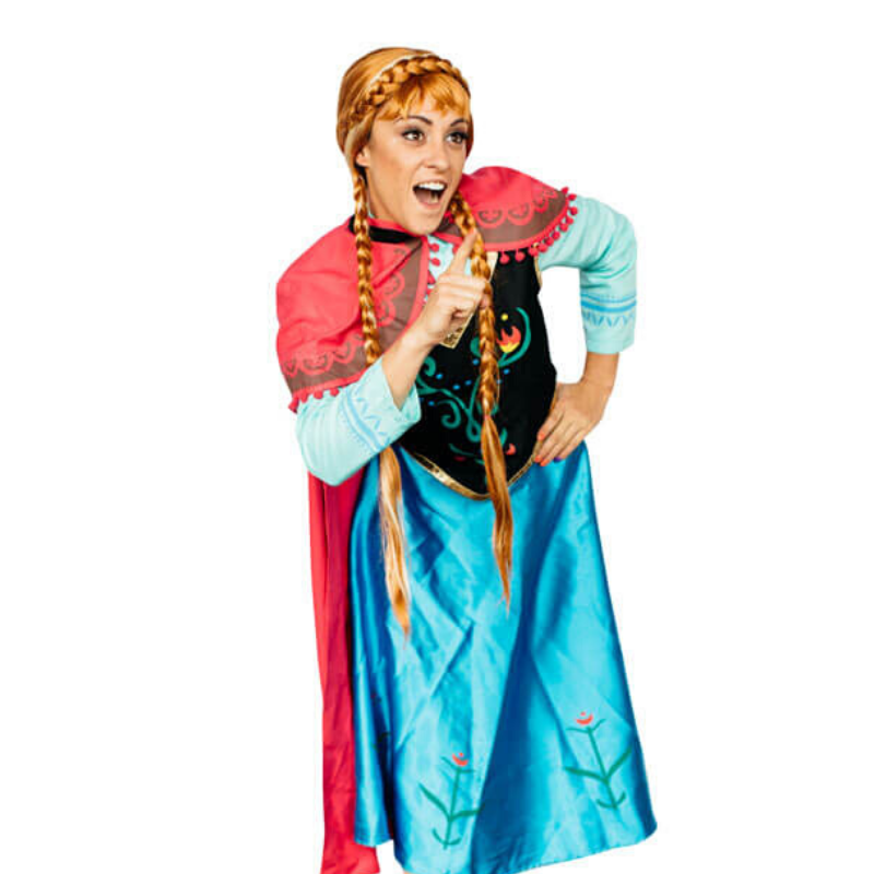 princess anna frozen entertainer
