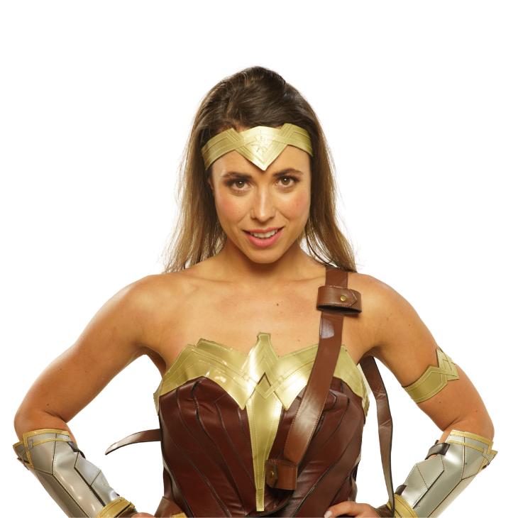 Deluxe Wonder Woman Image