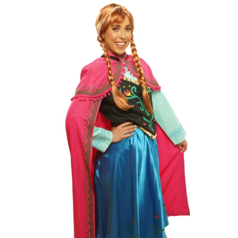 Princess Anna Entertainer Headshot