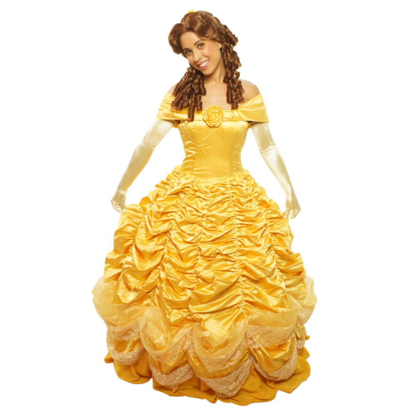 Belle Party Entertainer Image