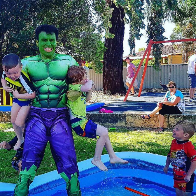 Hulk Feature Image