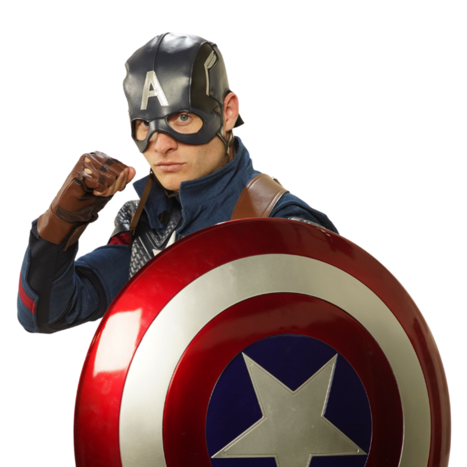 Captain America Entertainer Image