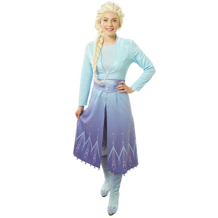 Deluxe Queen Elsa Frozen 2
