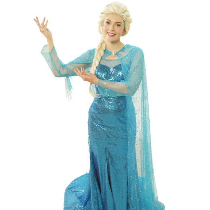 Deluxe Elsa Frozen 1