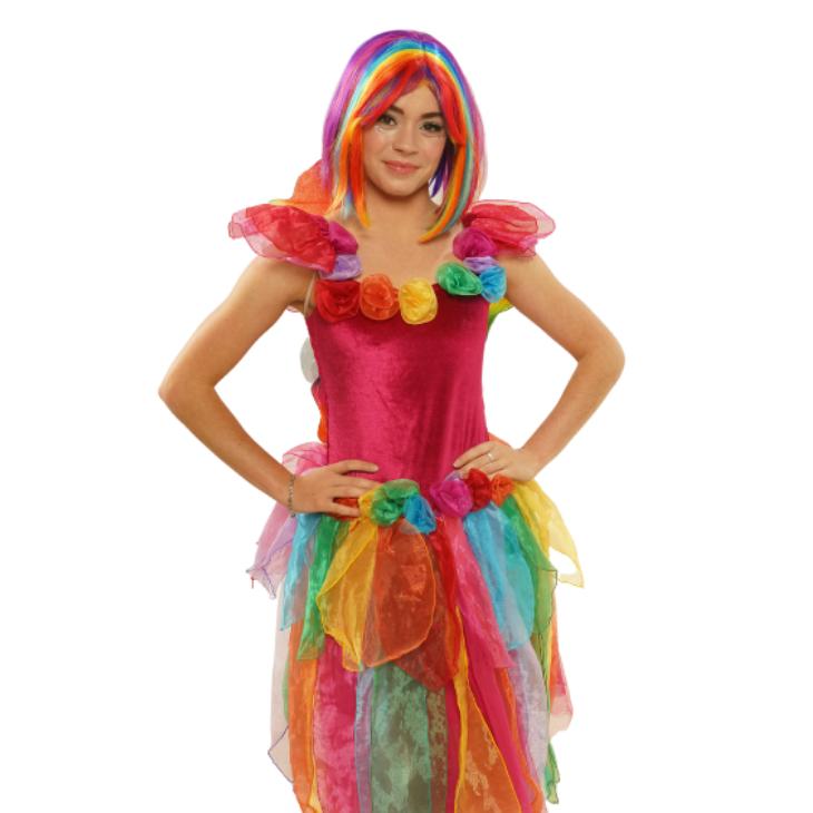 Rainbow Fairy Featured