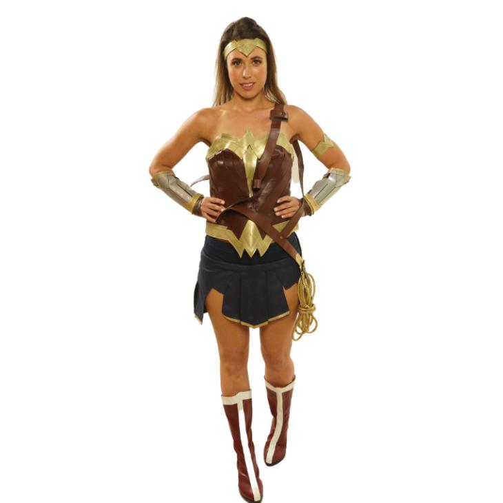 Deluxe Wonder Woman