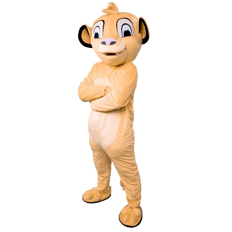 Simba Mascot