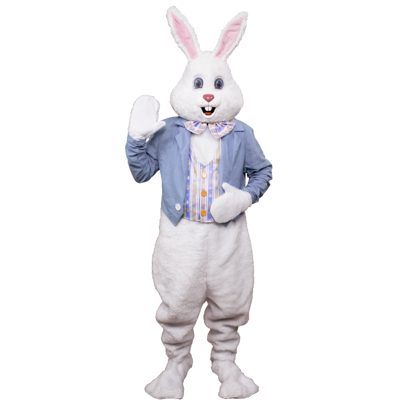 Easter Bunny with Jacket